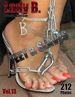 Lady B Vol 13 Feet Ladyb Die Fuss Und Leg Fetish Queen Foto