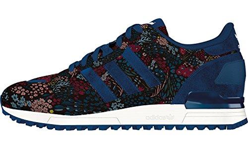 Femme Adidas Zx 700 W Sneakers Multicolor (acetec / Acetec / Ftwbla)