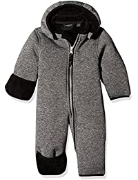 NAME IT Unisex Baby Schneeanzug Nitbeta Softshell Wholesuit Mznb Fo Ger