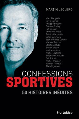 Lire en ligne Confessions sportives pdf