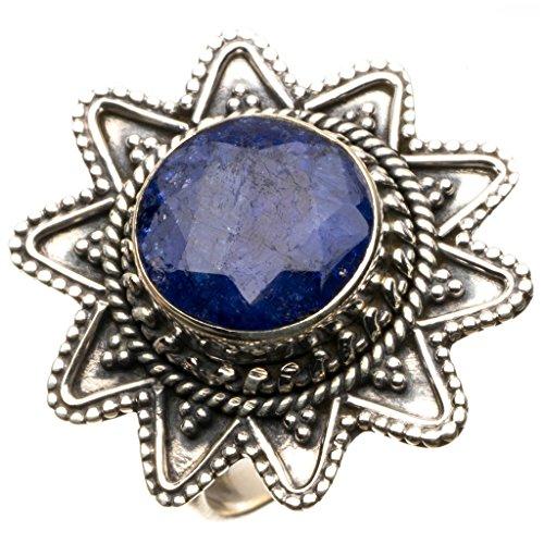 stargemstm-natural-sapphire-925-sterling-silver-ring-uk-size-n-1-2