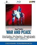 War & Peace - Kirov Opera St. Petersburg 1991 [Blu-ray] [Import anglais]