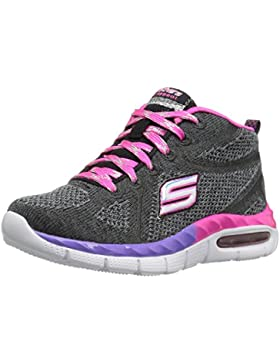 Skechers Air-Appeal-Breezin' By, Zapatillas Altas Niñas