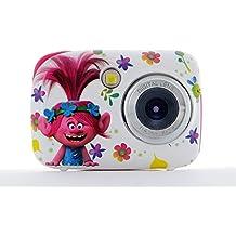 Compact Camera Niñas Digital para I Niños/Jóvenes Dreamworks Trolls dotate de amapola (Trolls 10MP Cámara)