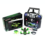 iBaste-ES Remote Control Drones Happymodel Mantis85 Mini Brushless Four-Axis FPV Crossing Machine Quadcopter Helicopter Airplanes UFO Toys HD Video