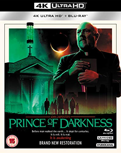 The Prince Of Darkness (4K Ultra HD + Blu-ray) [2019]