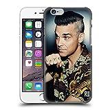 Head Case Designs Officiel Robbie Williams Tatouage d'amour Calendrier Étui Coque D'Arrière Rigide pour Apple iPhone 6 / 6s