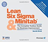 Image of Lean Six Sigma and Minitab: The Complete Toolbox Guide for Business Improvement