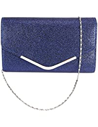 ad7076af2857 Ladies Envelope Clutch Bag Evening Bag Bridal Wedding Bag Handbag Prom Bag