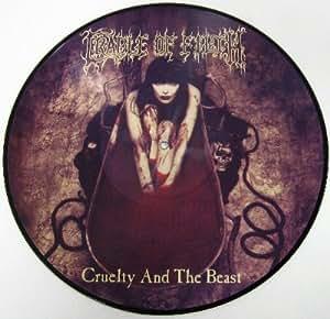 Cruelty And The Beast Vinyl Lp Cradle Of Filth Amazon