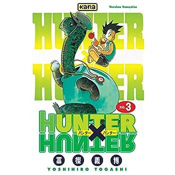 Hunter X Hunter, tome 3