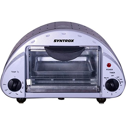 Syntrox Germany Back Chef 5 Liter Mini-Backofen