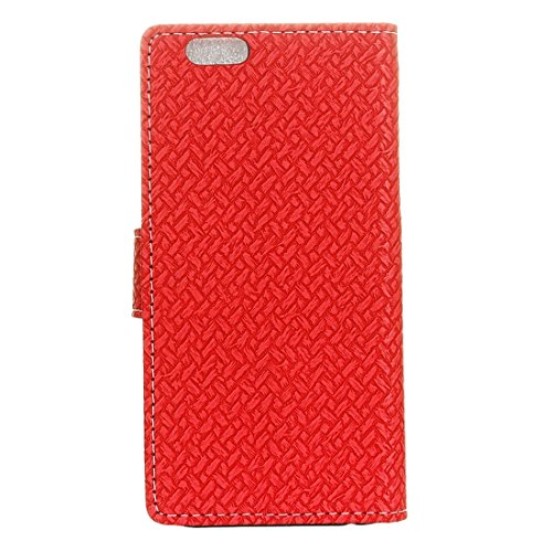 Phone case & Hülle Für iPhone 6 Plus / 6s Plus, Flash Powder Twinkling NightSky First Quarter Moon Pattern Soft TPU Schutzhülle ( Color : Black ) Red