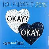 Calendario colpa delle stelle