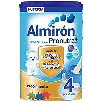 Almirón Advance con Pronutra 4 Leche de crecimiento en polvo desde los 24 meses 800 g