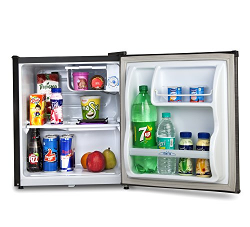 Sansui SC062PSH Direct-cool Single-door Refrigerator (50 Ltrs, 2  Star Rating, Silver Hairline)