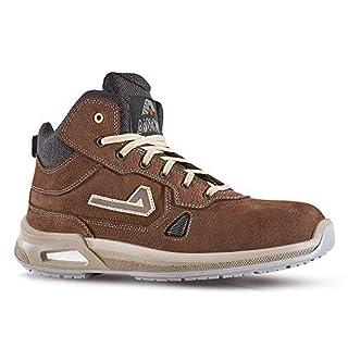 Aimont Men's Vigorex Dibond Safety Boots Brown, 13 UK 48 EU