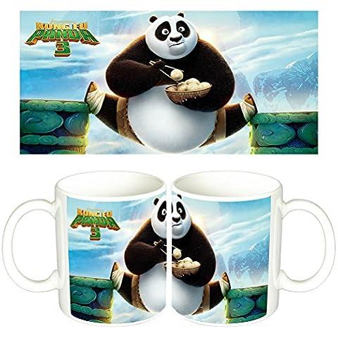 Kung Fu Panda 3 D Tazza Mug