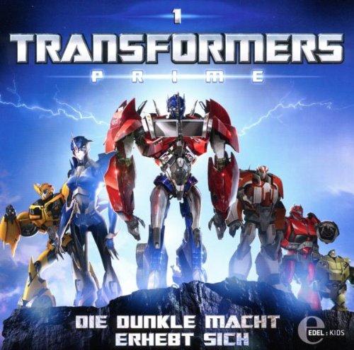 ie Dunkle Macht Erhebt Sich (Transformers Prime Kinder)