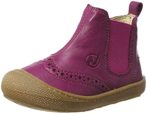 Naturino Baby Mädchen 4153 Klassische Stiefel Pink (Mirtillo) 25 EU -