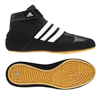 Adidas Havoc K-Velcro Junior Wrestling shoes Size 5.5 UK