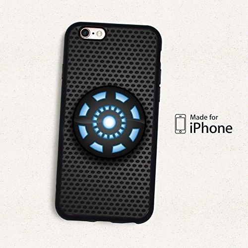 Marvel Superheros Soft Case für Apple iPhone 6Plus & 6plus. S, Spiderman, APPLE IPHONE 6 PLUS.S TONY STARK