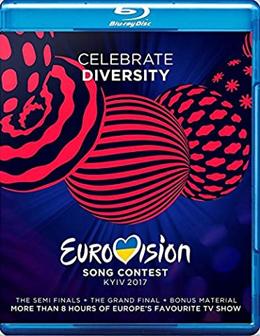 Eurovision Song Contest - Kiew 2017 [Blu-ray] (Eurovision Songcontest)