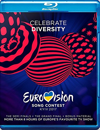 The Eurovision Song Contest 2017 [Blu-ray]