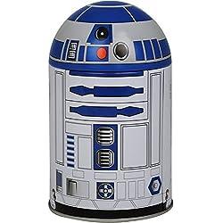 Oficial de Star Wars R2D2,con forma de lata de dinero hucha caja de caudales