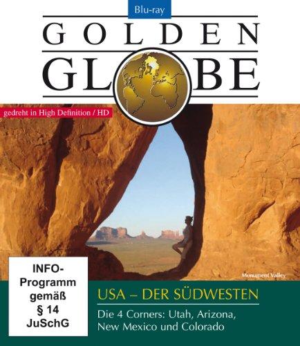 USA Der Südwesten - Golden Globe [Blu-ray] (Bild Globe)