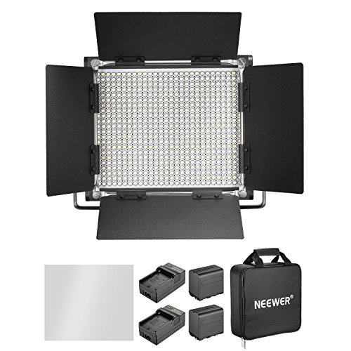 Zoom IMG-3 neewer 660 led video light
