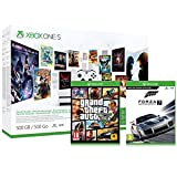 Pack Xbox One S 500Go 3M Game Pass + 3M LIVE + GTA V + Forza MotorSport 7