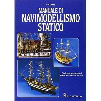 Manuale Di Navimodellismo Statico. Ediz. Illustrata