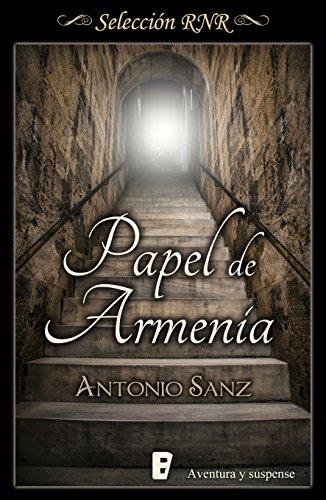 Papel de Armenia por Antonio Sanz Oliva