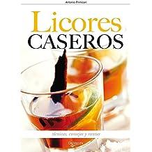 Licores caseros (Saber vivir) de Antonio Primiceri (29 abr 2008) Tapa blanda