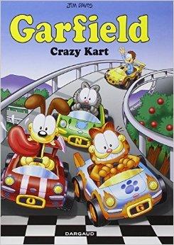 Garfield - tome 57 - Crazy Kart de Jim Davis ,Fanny Soubiran (Traduction) ( 10 octobre 2013 )