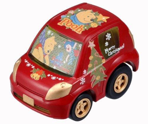 Disney Choro Q DQ-10 Weihnachten Winnie the Pooh (Passo)
