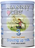 Nannycare Stage Three Growing Up Milk 900 g (Pack of 6)