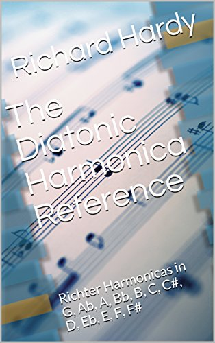 The Diatonic Harmonica Reference: Richter Harmonicas in G, Ab, A, Bb, B, C, C#, D, Eb, E, F, F#