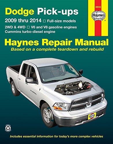 dodge-pick-ups-2009-thru-2014-full-size-models-2wd-4wd-v6-and-v8-gasoline-engines-cummins-turbo-dies
