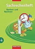 Denken und Rechnen - Zusatzmaterialien Ausgabe ab 2005: Sachrechnen 4