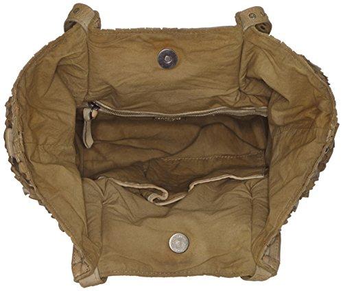 Taschendieb Td0805, sac bandoulière Blanc Cassé