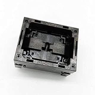 Burn in Socket NP506-016-027-C-G IC Test Socket QFN16 MLF16 Opentop Chip Size 3*3 Pitch 0.5mm Socket Programming Socket Connector Wholesale