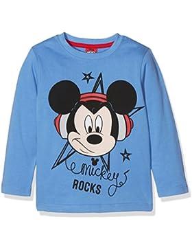 Disney Camiseta de Manga Larga para Niños