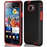 Supergets Samsung Galaxy S2 Si9100 Premium Quality and Stylish Case Cover, Screen Protector and Polishing Cloth