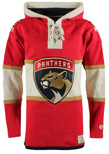 Old Time Hockey Men's NHL Lacer Heavyweight Hoodie