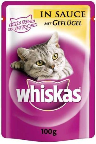 Whiskas | Adult Salmone in salsa | 24X 100G