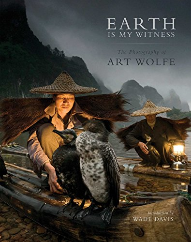 Earth Is My Witness: The Photography of Art Wolfe Botschaft Blättern