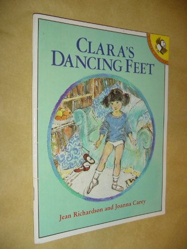 Clara's Dancing Feet (Picture Puffin)