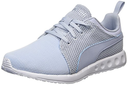 Puma Unisex Adults' Carson Runner Knit Eea Running Shoes, Blue (Halogen Blue-Lavendar Lustre White 07), 6.5 UK